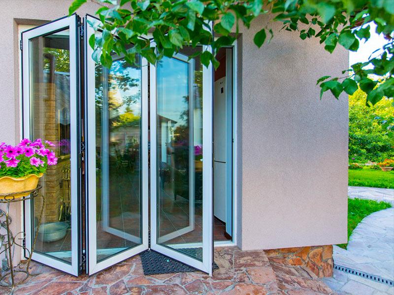 панорамные раздвижные двери цена